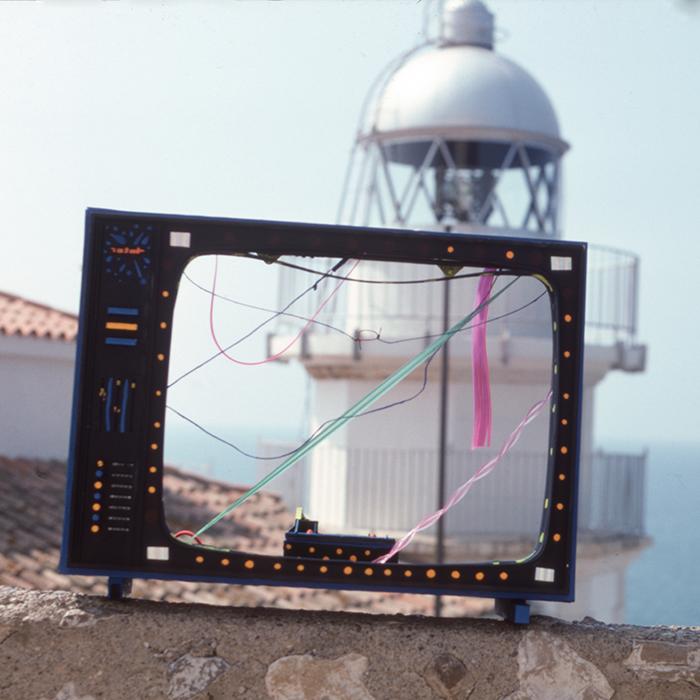 El Televisor Posecleptico y Pinturas