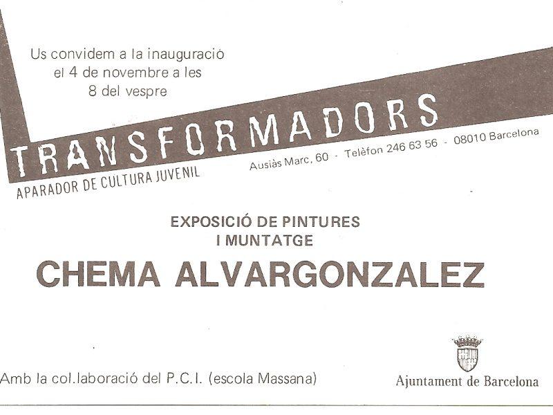 Invitation – Transformadors