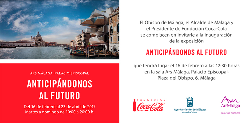 Invitation – Anticipándonos al Futuro