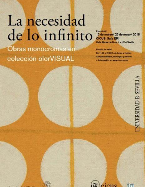 Invitation | La necesidad de lo infinito |  Colección olorVISUAL