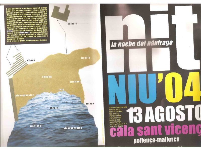INVITATION – NIT NIU'04