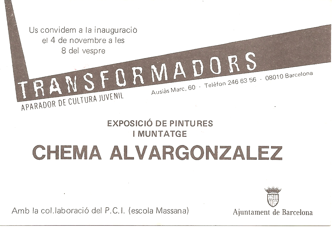 Invitation | Transformadors
